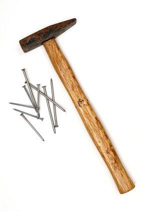 Holz Hammer für Holz Garage