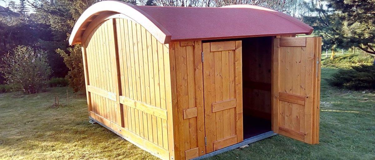 Wir fertigen individuelle Garagen exklusiv für Sie