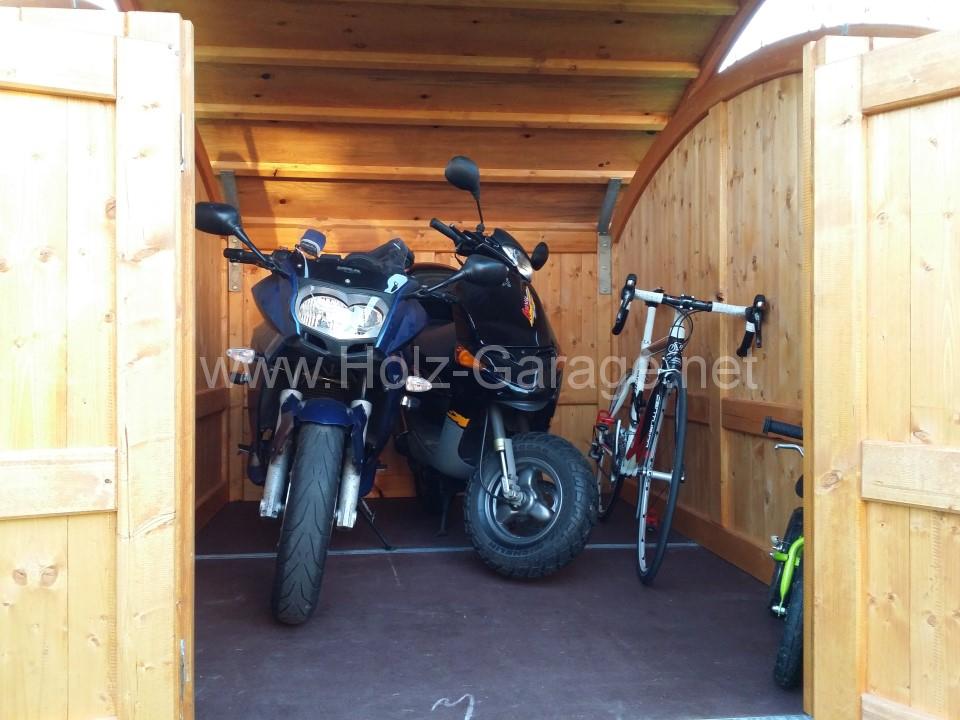 Beispiel 2 - Holz-Garage.net
