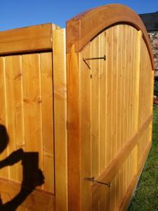 Aufbau - Seitenwand -Holz-Garage.net