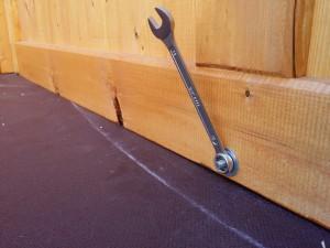 Aufbau - Verschraubung - Holz-Garage.net