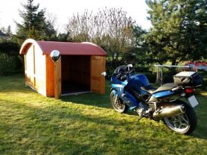 Beispiel 1 - Holz-Garage.net