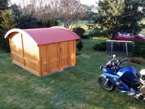 Beispiel 5 - Holz-Garage.net